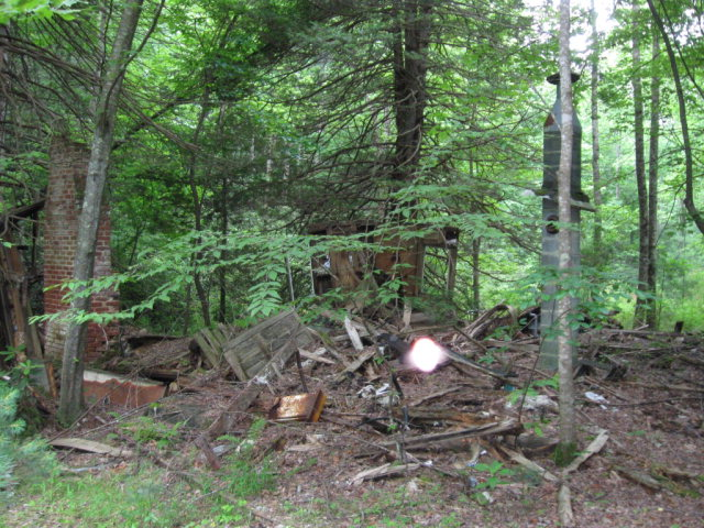 Old Cabin Site
