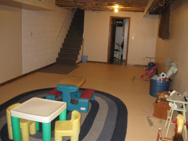Family Room Basement