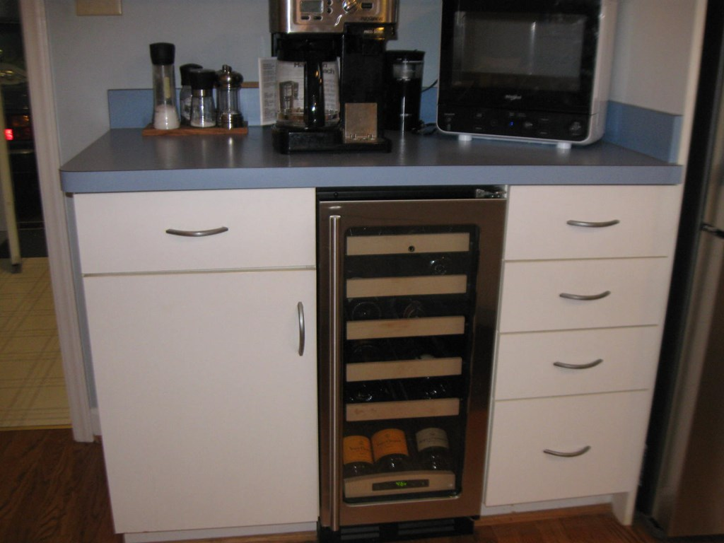 Kitchen Wine Cooler